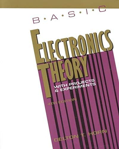 9780070304086: Basic Electronics Theory with Projects