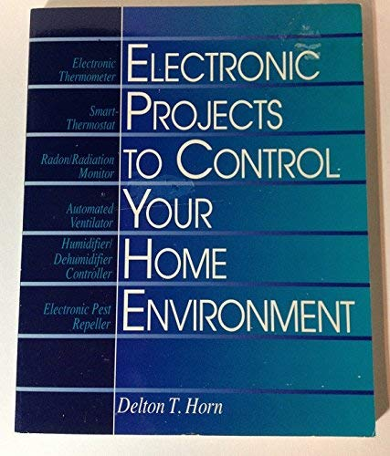 9780070304178: Electronic Projects to Control Your Home Environment