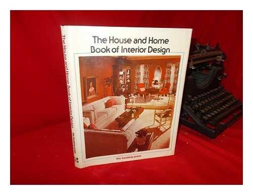 9780070304734: The House & home book of interior design