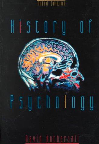 9780070305120: History of Psychology