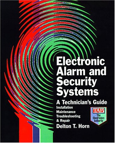 9780070305281: Electronic Alarm and Security Systems: A Technician's Guide