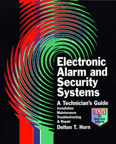 9780070305298: Electronic Alarm and Security Systems: A Technician's Guide