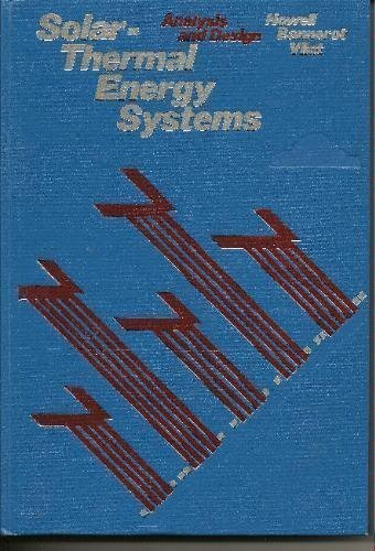 9780070306035: Solar-Thermal Energy Systems: Analysis and Design