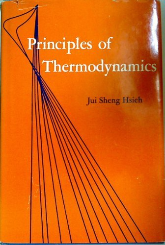 9780070306301: Principles of Thermodynamics