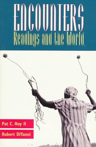 9780070306394: Encounters: Readings and the World