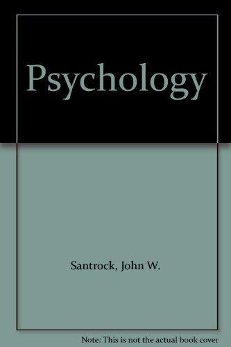 9780070307063: Psychology