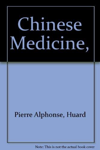 9780070307865: Chinese Medicine,