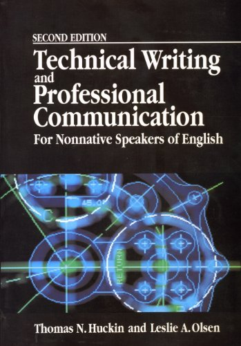 9780070308251: Technical Writing and Professional Communication: For Nonnative Speakers of English