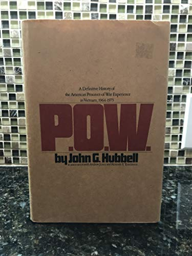 9780070308312: P.O.W.: A Definitive History of the American Prisoner-Of-War Experience in Vietnam, 1964-1973