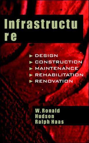 Infrastructure Management: Integrating Design, Construction, Maintenance, Rehabilitation: Hudson, W. Ronald,