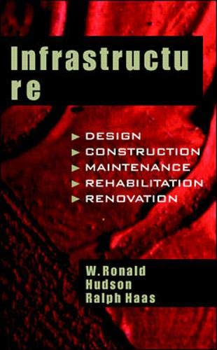 9780070308954: Infrastructure Management: Integrating Design, Construction, Maintenance, Rehabilitation and Renovation