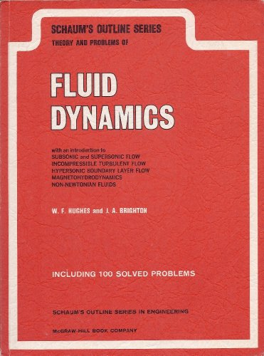 9780070311107: Fluid Dynamics (Schaum's Outline)