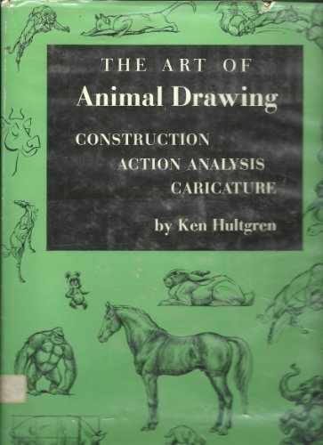 Art of Animal Drawing: Hultgren, K.