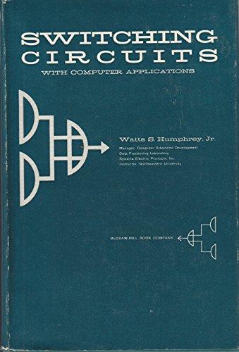 9780070311657: Switching Circuits