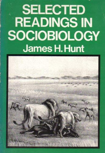 9780070313088: Selected Readings in Sociobiology