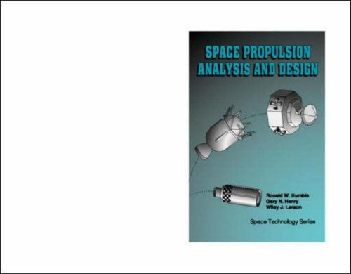 9780070313200: Space Propulsion Analysis and Design