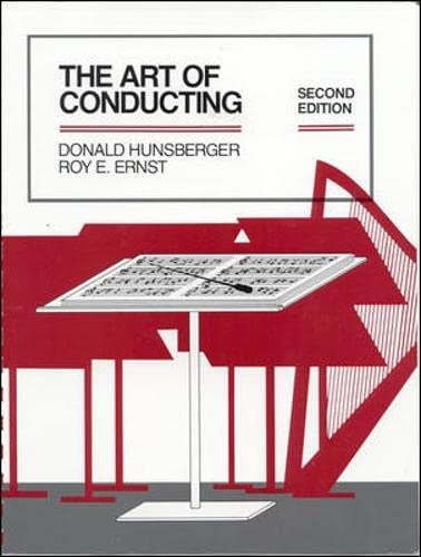 9780070313262: The Art of Conducting