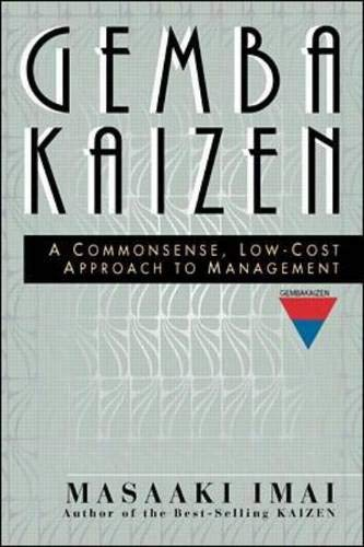 9780070314467: Gemba Kaizen: A Commonsense, Low-Cost Approach to Management
