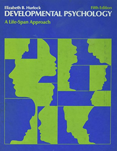 9780070314504: Developmental Psychology: A Life-Span Approach