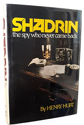 9780070314788: Shadrin, the spy who never came back