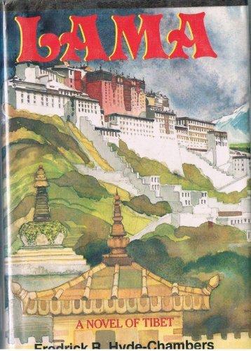 9780070316003: Lama, A Novel of Tibet