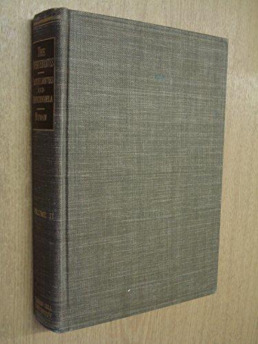 The Invertebrates: Acanthocephala, Aschelminthes, and Entoprocta -: Libbie Henrietta Hyman