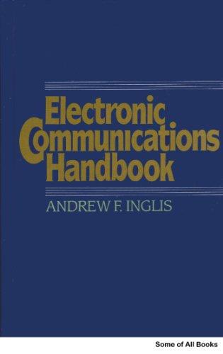 9780070317116: Electronic Communications Handbook