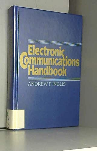 9780070317116: Electronic Communications Handbook