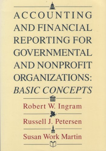 9780070317147: Accounting and Financial Reporting for Governmental and Nonprofit  Organizations