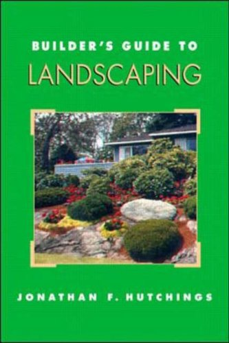 9780070318304: Builder's Guide to Landscaping