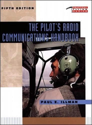 9780070318311: Pilot Radio's Communications Handbook
