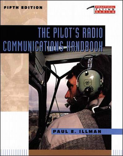 9780070318328: The Pilot's Radio Communications Handbook