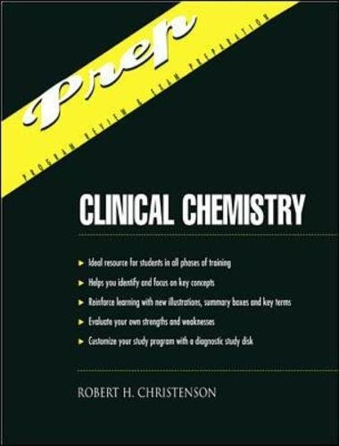 9780070318472: Appleton & Lange's Outline Review Clinical Chemistry