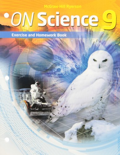 9780070318519: ON Science 9 Exercise and Homework Book