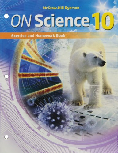 9780070318670: ON Science 10 Exercise and Homework Book