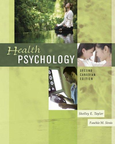 9780070319790: Health Psychology