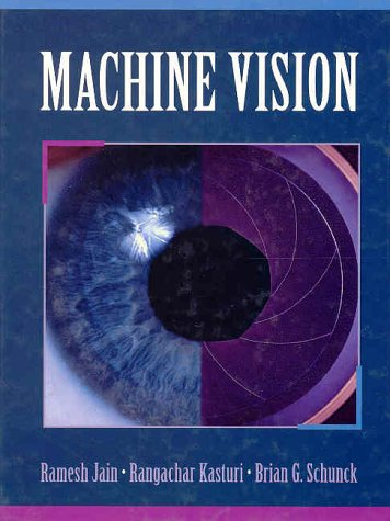 9780070320185: Machine Vision (McGraw-Hill Series in Computer Science)