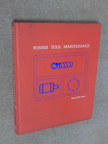 9780070320505: Power Tool Maintenance