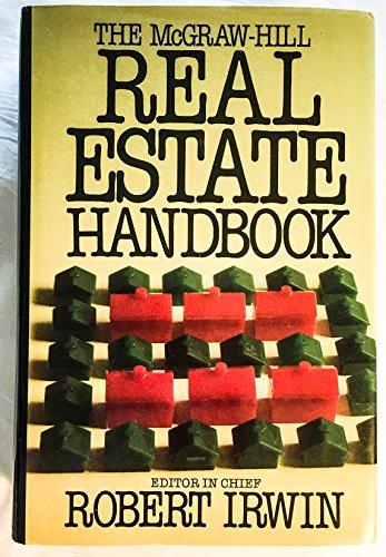 9780070320567: The McGraw-Hill Real Estate Handbook