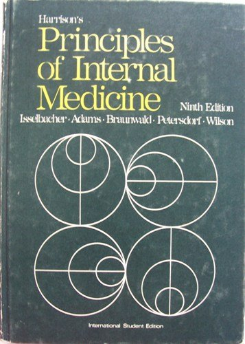 Harrison's Principles of Internal Medicine (Ninth Edition): Dr. Kurt J.