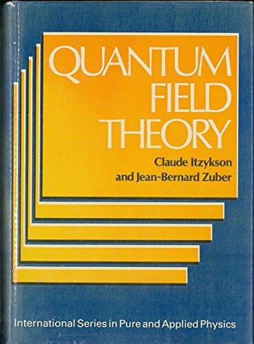 9780070320710: Quantum Field Theory