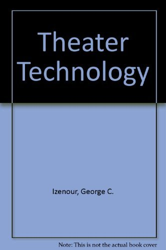 9780070320871: Theater Technology