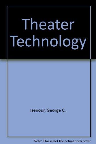 9780070320871: Theater Technology