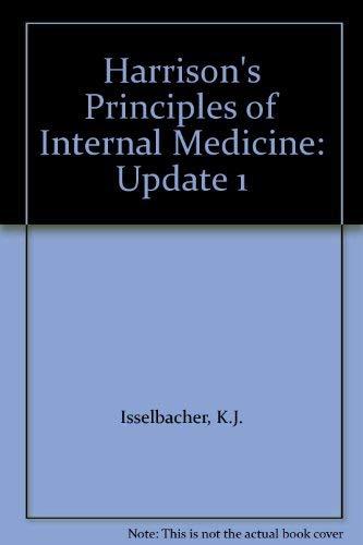 9780070321311: Harrison's Principles of Internal Medicine: Update 1