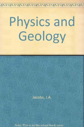 9780070321489: Physics and Geology (International series in the earth and planetary sciences)
