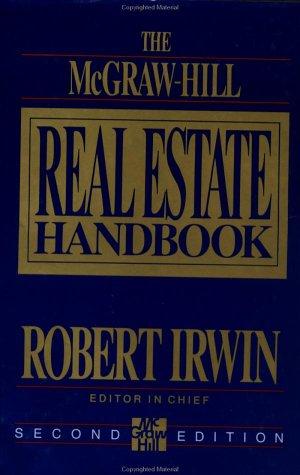 9780070321496: McGraw-Hill Real Estate Handbook