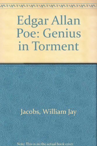 9780070321588: Edgar Allan Poe: Genius in Torment