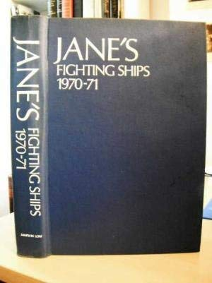 9780070322059: Jane's Fighting Ships 1970-71