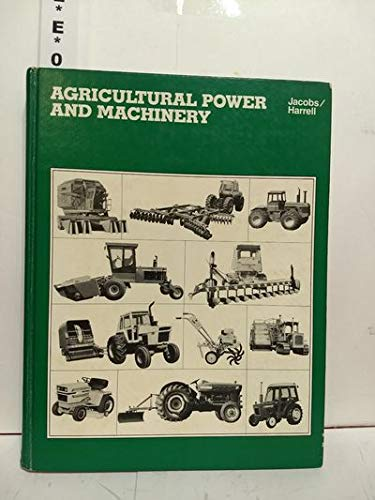 9780070322103: Agricultural Power and Machinery