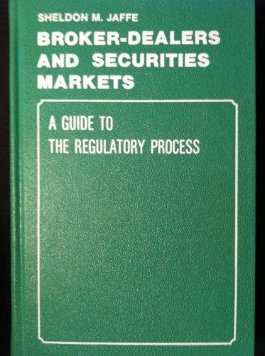 9780070322189: Broker-Dealers and Securities Markets